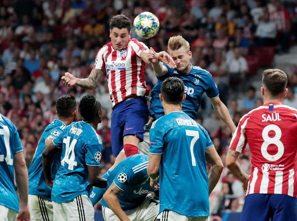 Sengit Tapi Tanpa Pemenang di Wanda Metropolitano