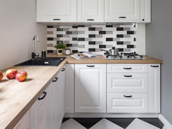 Dapur minimalis. Foto: iStock