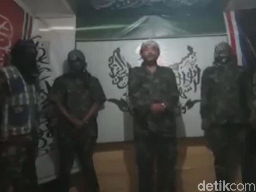 Polisi Usut Video Meresahkan Pembebasan Kemerdekaan Aceh Darussalam
