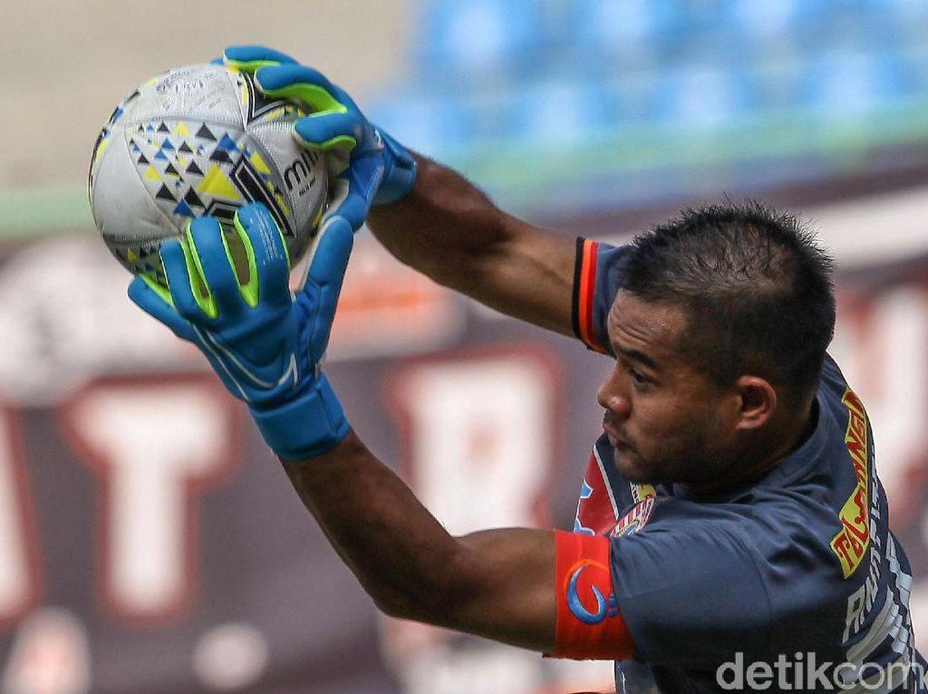 Kalah dari Bali United, Andritany: Persija Sudah Main Bagus