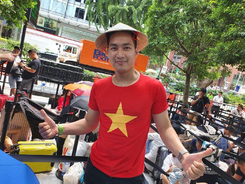 Ini Dia Calon Penggenggam iPhone 11 Pertama di Asia Tenggara