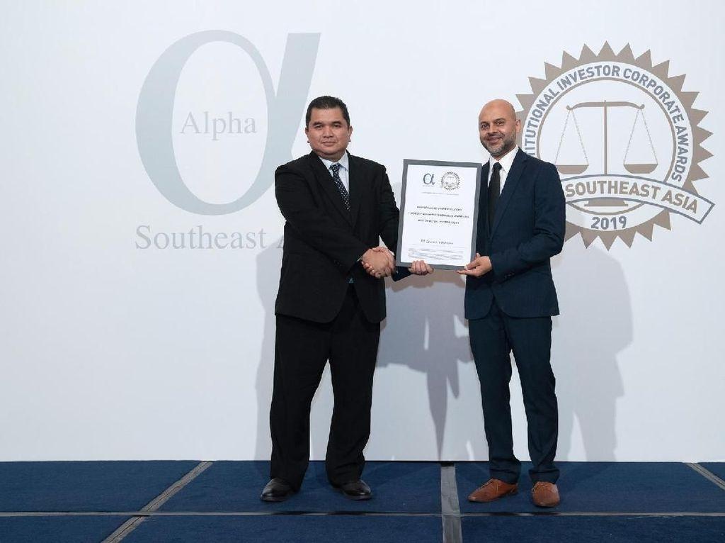 Semen Indonesia Raih 3 Penghargaan dari Alpha Southeast Asia