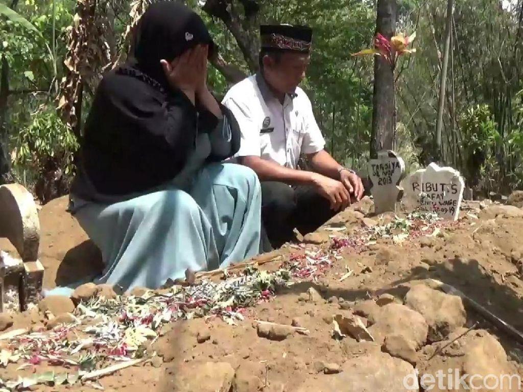 Keluarga Korban Tuntut Polisi Tangkap Pelaku Pembunuhan Pria Terjerat Tali