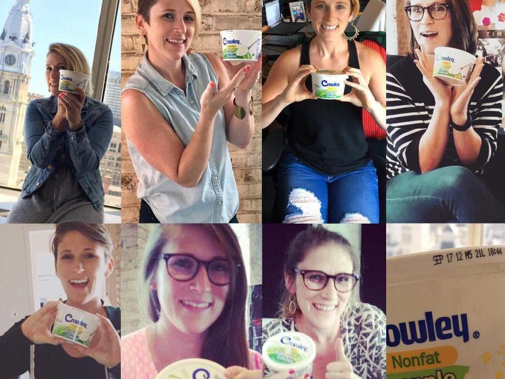 Wanita Ini Simpan Makanan dalam Kulkas Selama 7 Tahun