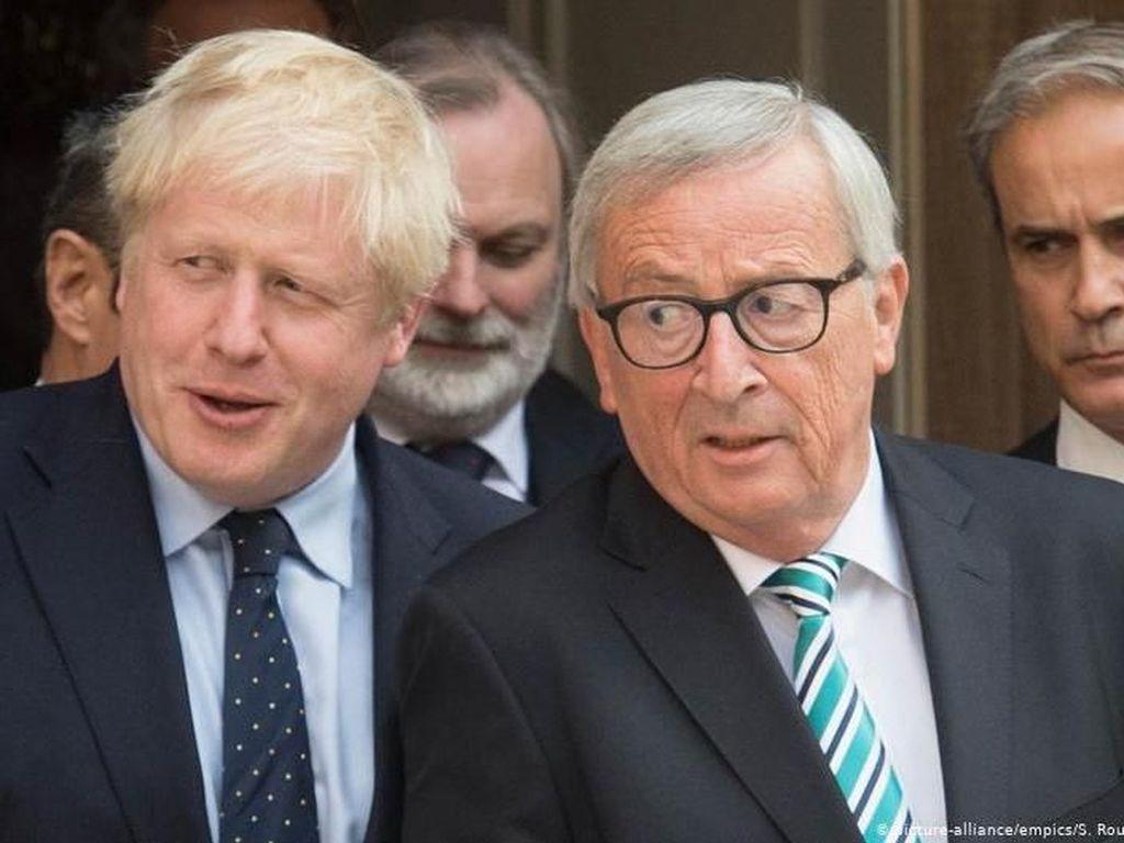 Pimpinan Uni Eropa: Risiko No-Deal Brexit Sangat Nyata