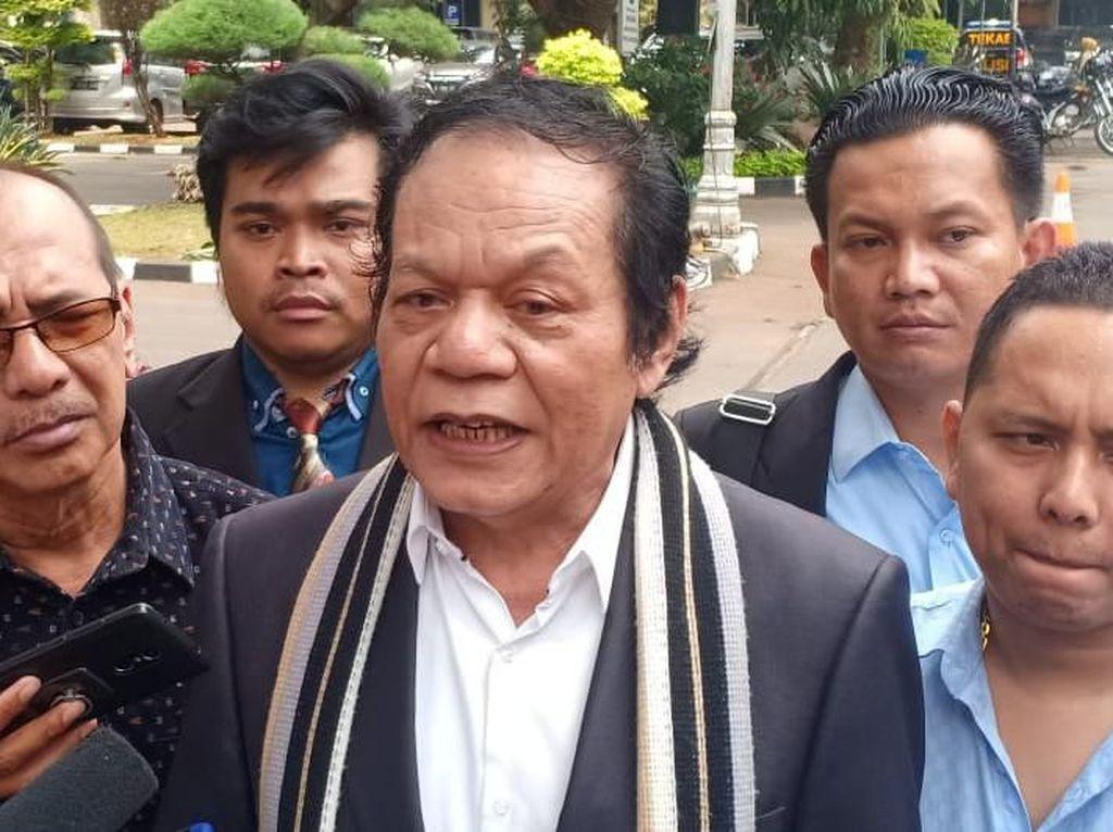 Eggi Sudjana Minta Jokowi Perintahkan Kapolri Terbitkan SP3 Kasus Makar