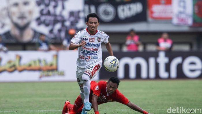 Bali United kalahkan Persija Jakarta 1-0 (Rifkianto Nugroho/detikSport)