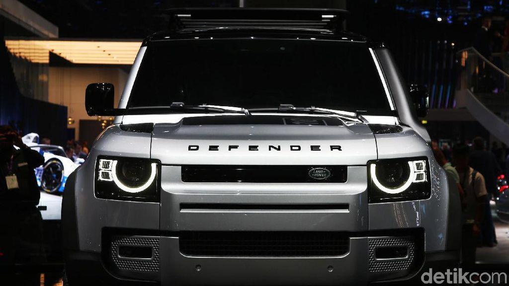 Duh! Gantengnya Land Rover Defender 2019