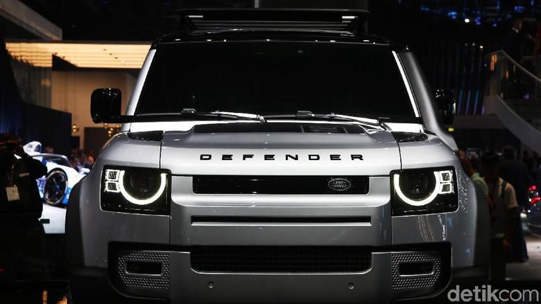 Foto: Jaguar Land Rover via Newspress