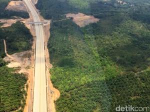 Ada Tiga Akses Jalan ke Ibu Kota Baru, Ini Rutenya