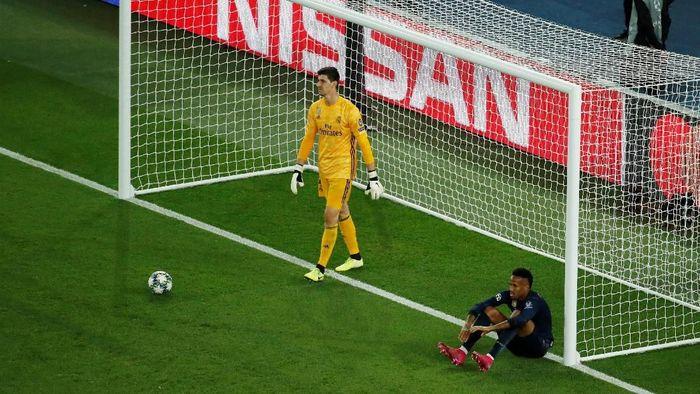 Hasil Liga Champions. (Foto: Gonzalo Fuentes/Reuters)