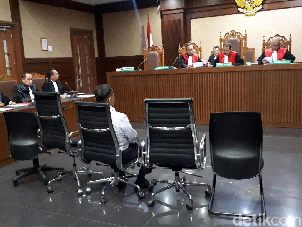 Habil Marati Didakwa Kepemilikan Senpi Ilegal dan Peluru Tajam