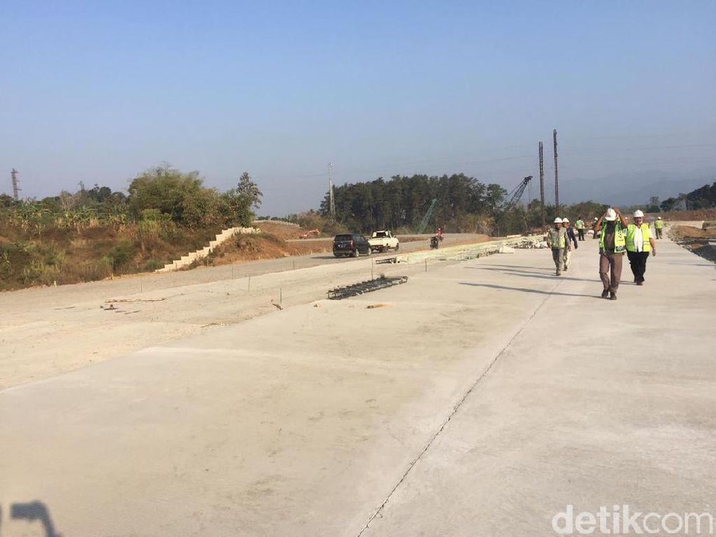 Pembangunan Proyek Tol Semarang-Demak Rp 15 T Diteken