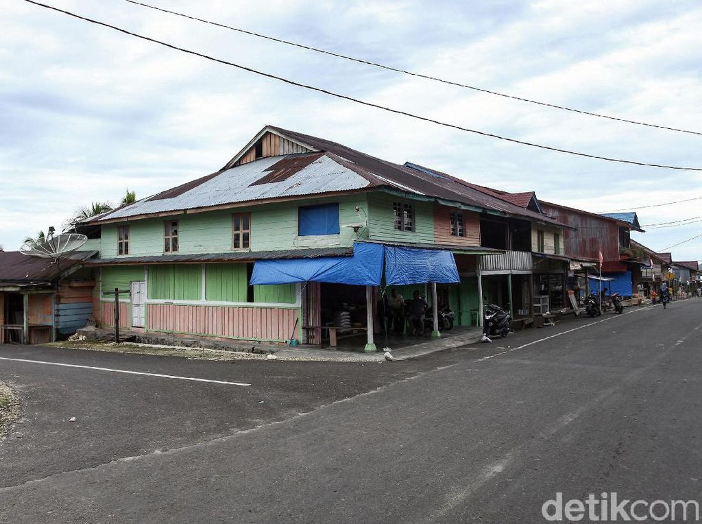 Rumah Kayu, Siasat Warga untuk Antisipasi Gempa