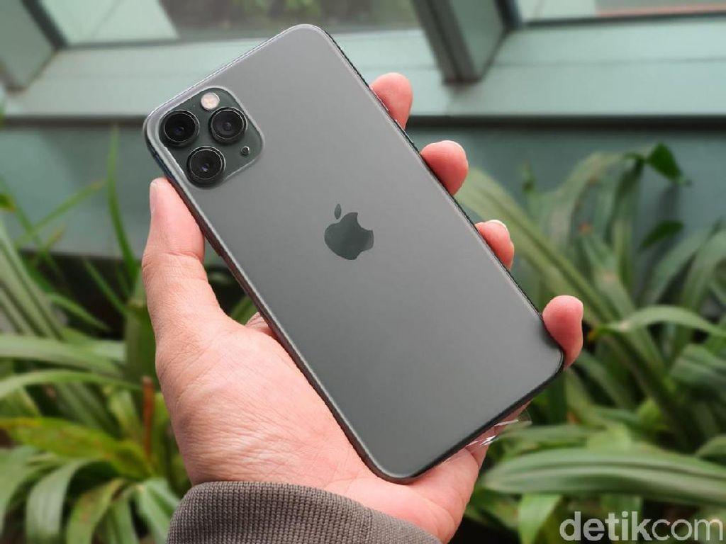 iPhone 11 Pro Tercyduk Kumpulkan Data Lokasi