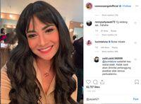 Lucinta Luna Komentar di IG Vanessa Angel, Netizen: Mas Fatah?