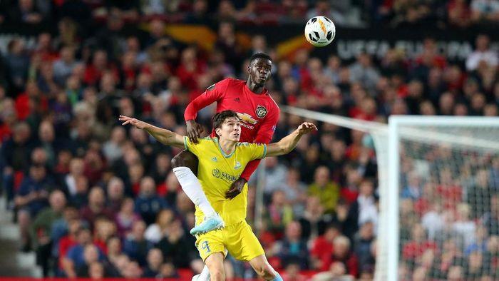 Manchester United butuh kemenangan atas Astana demi meningkatkan mentalitas tim. (Foto: Alex Livesey/Getty Images)
