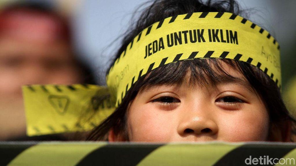 Krisis Iklim, Aktivis Lingkungan Gelar Long March ke Istana