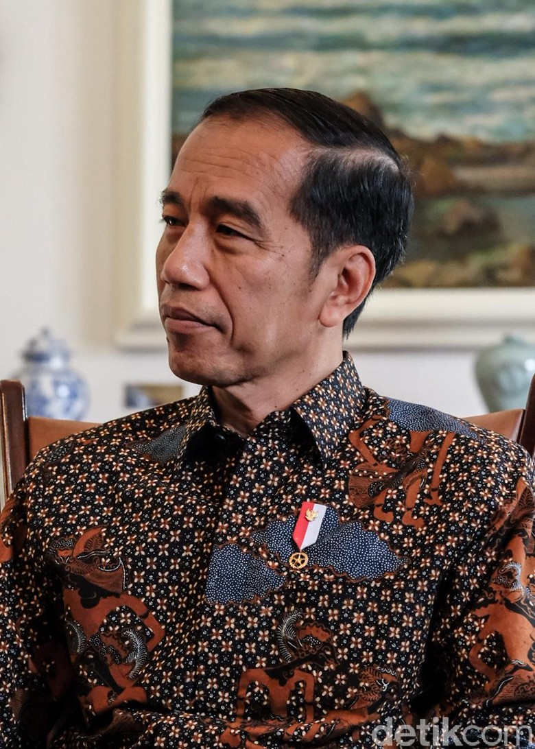 Jokowi Pertimbangkan Terbitkan Perppu UU KPK