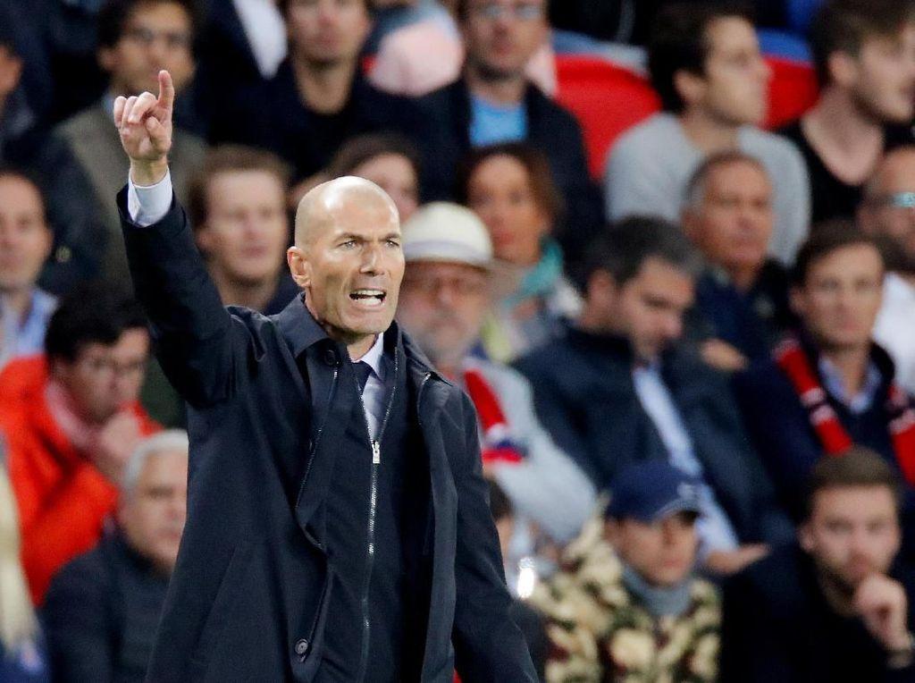 Madrid Bidik Xabi Alonso untuk Gantikan Zidane?