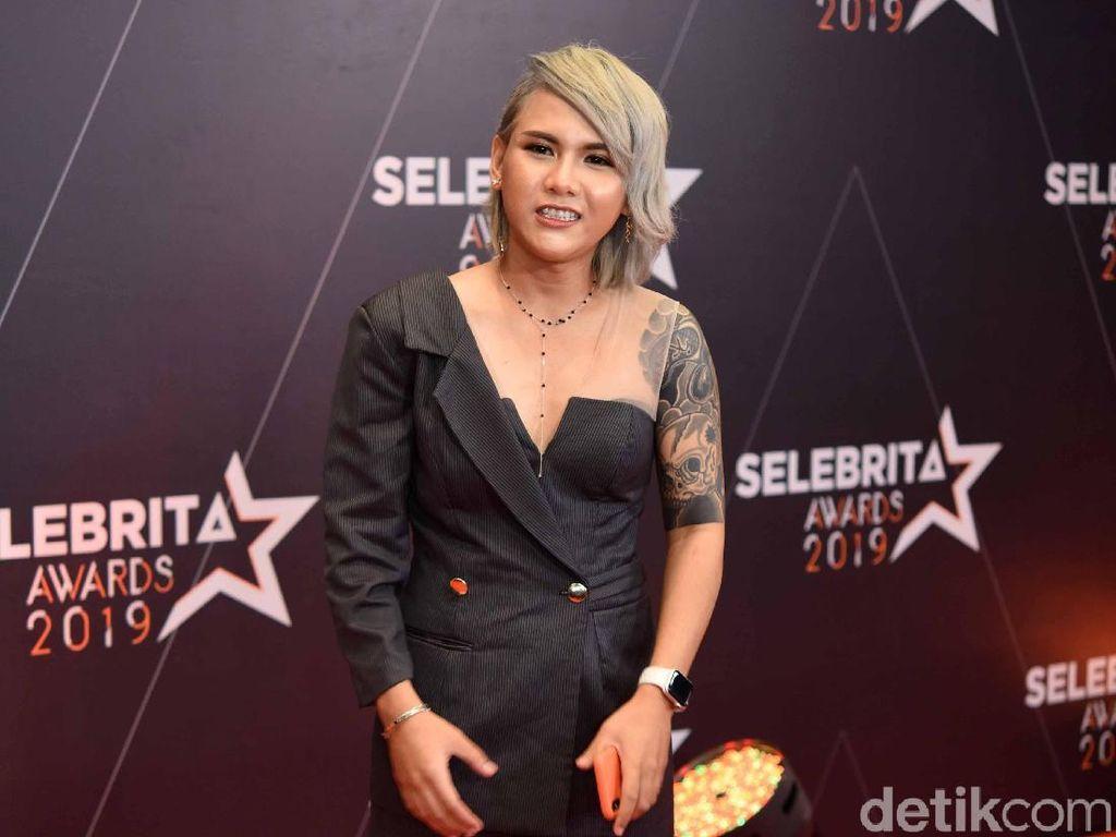 Evelyn Cs Siap Laporkan Penyelenggara Indonesia Color Run ke Polisi