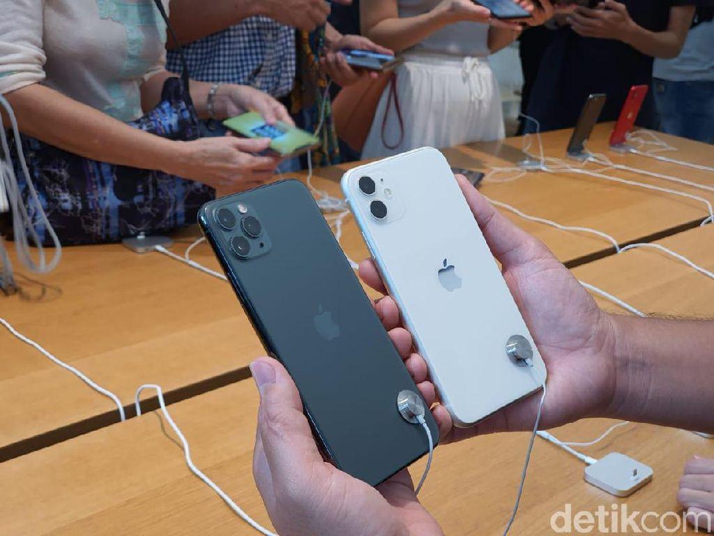 Peluncuran iPhone 12 Terancam Ditunda karena Virus Corona