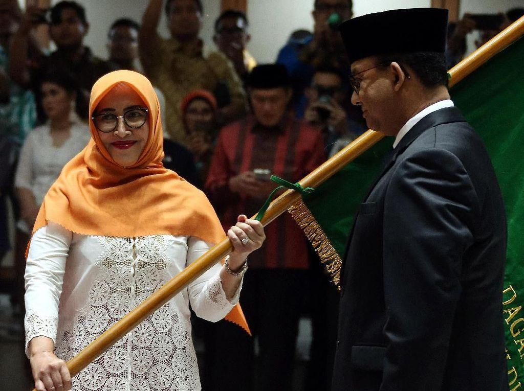 Anies Lantik Pengurus Kadin DKI Jakarta