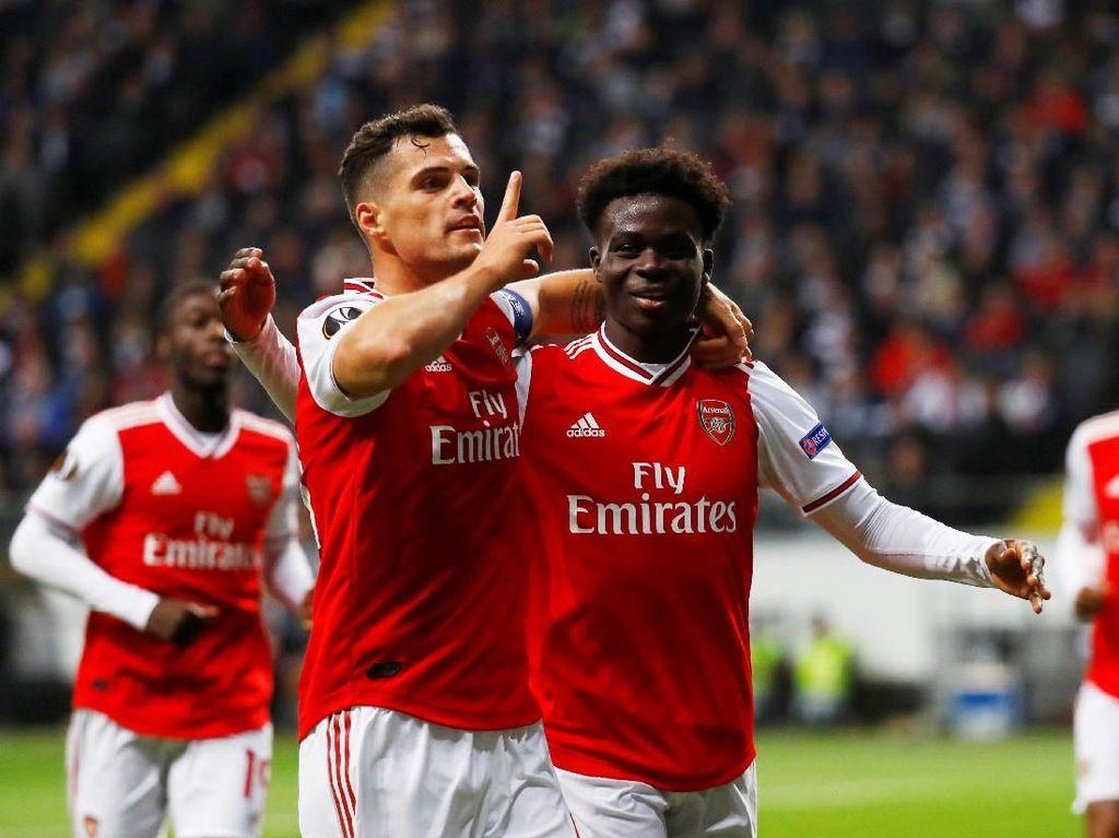Good Job, Arsenal