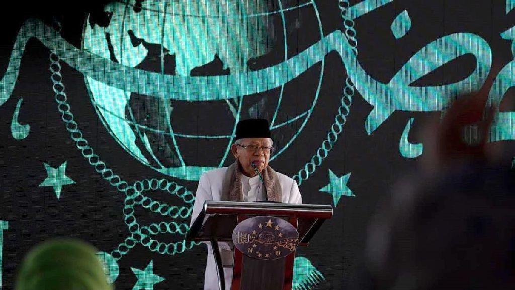 Maruf Amin Hingga RK Hadiri Rapat Pleno NU