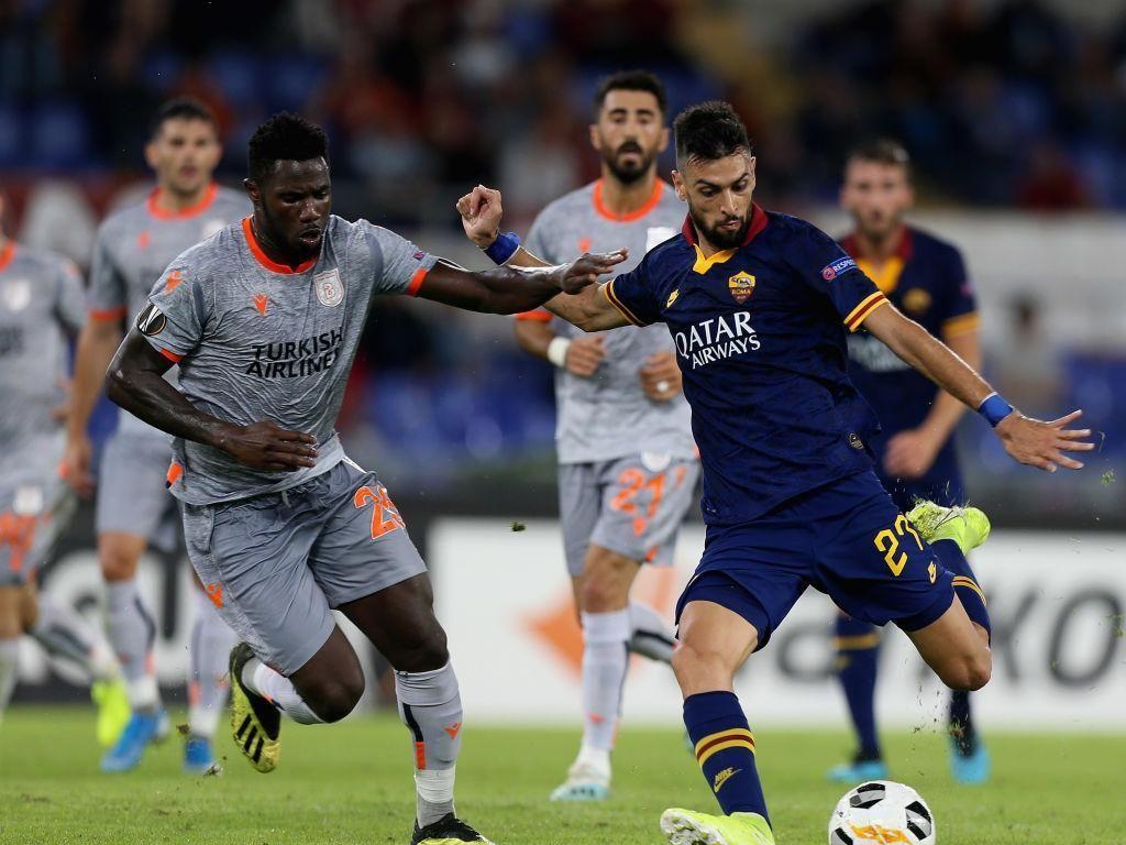 Imbang Lawan Lazio Jadi Titik Balik Roma