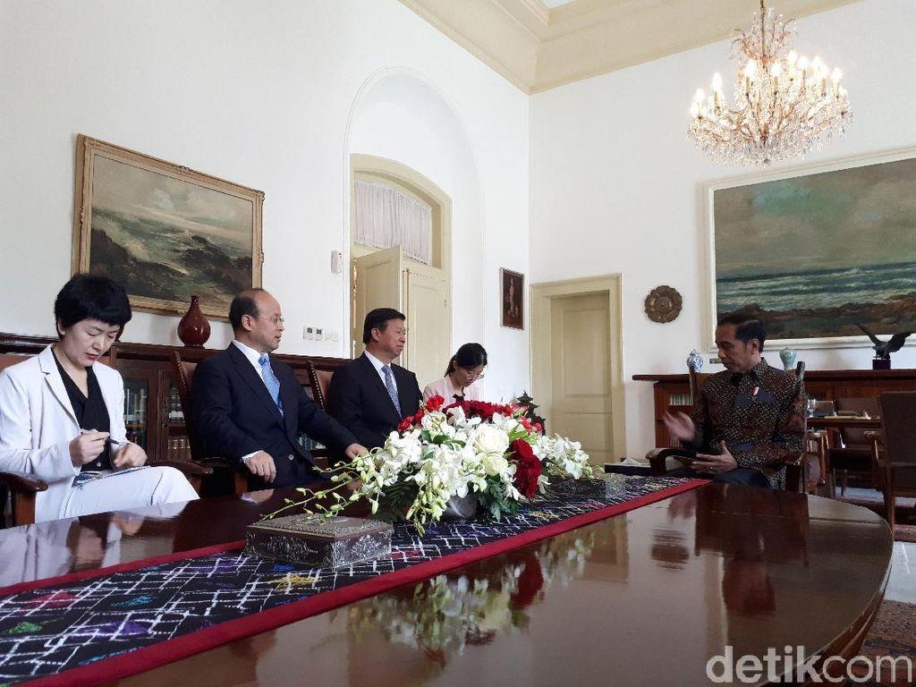 Wapres China Akan Hadiri Pelantikan Jokowi-Maruf