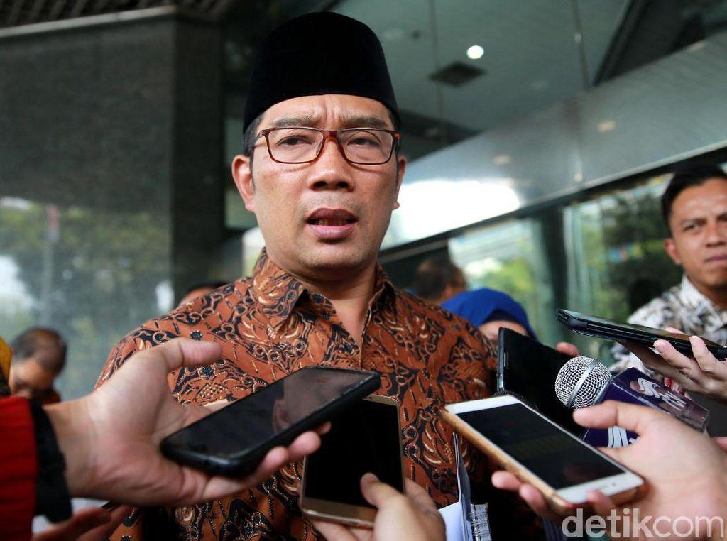 Ridwan Kamil Tetapkan Tanggap Darurat Bencana di 5 Wilayah