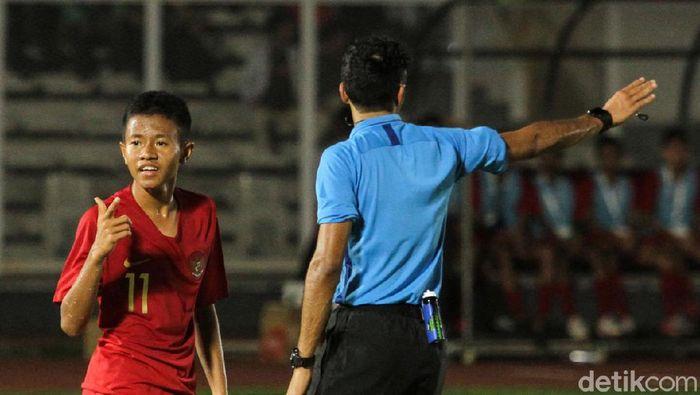 timnas indonesia u-16 kualifikasi piala asia u-16 2020 ruy arianto