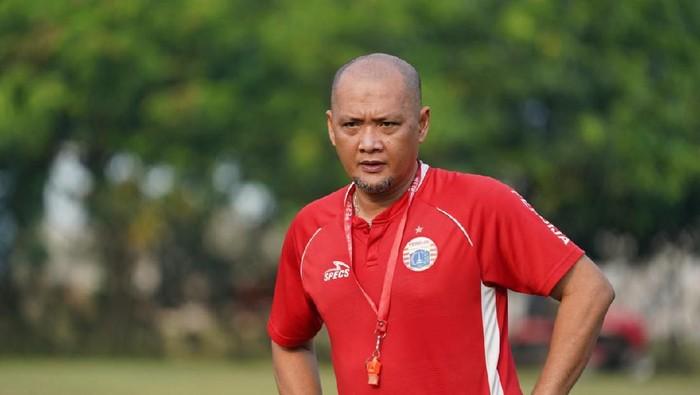 Sudirman pelatih sementara Persija Jakarta