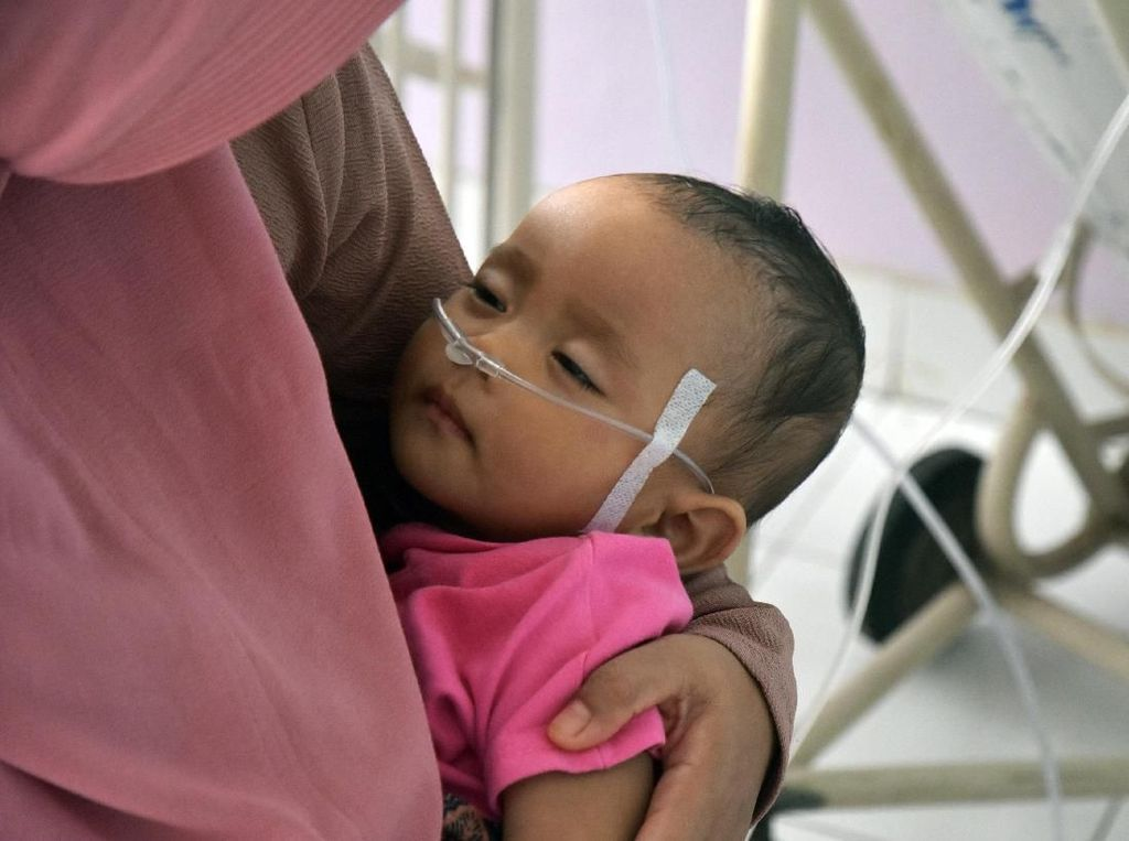 Korban Kabut Asap Dirawat di RSUD Petala Bumi, Pekanbaru
