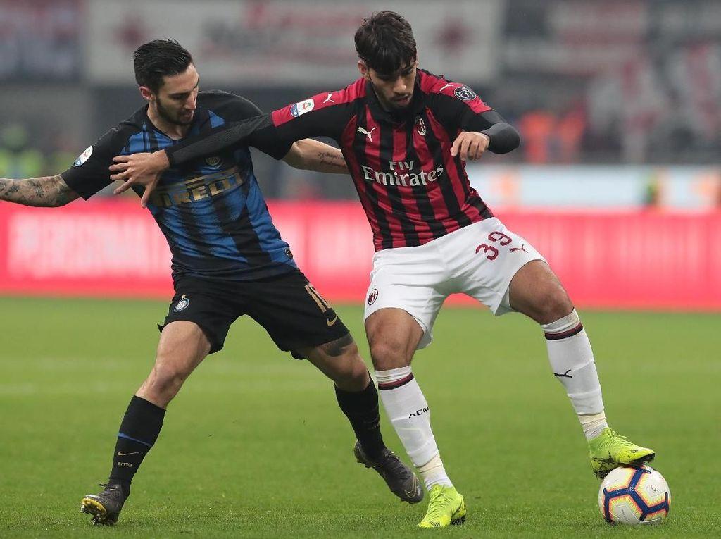 Derby Milan Ramaikan Pekan Keempat Liga Italia