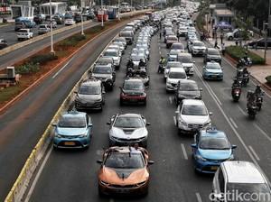 BBN-KB Jakarta Gratis tapi Mobil Listriknya Masih Terbatas