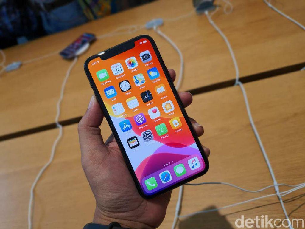 Gegara Corona, iPhone 11 Mulai Langka