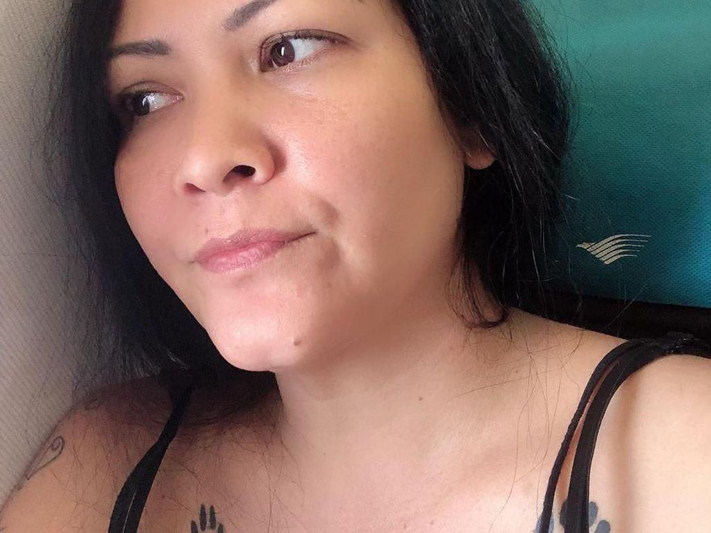 Pengalaman Melanie Subono Pernah Dinyatakan Reaktif COVID-19