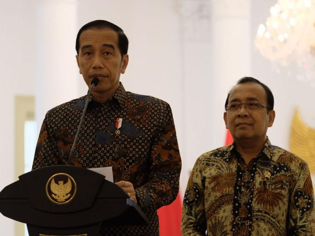 Jokowi Tunjuk Menaker Jadi Plt Menpora karena Sama-sama dari PKB