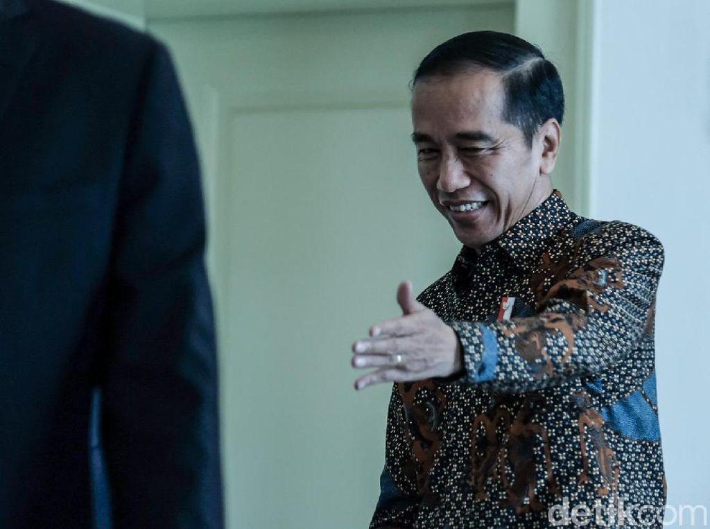 Jokowi Minta Menteri ESDM Prioritaskan Gas untuk Industri Lokal