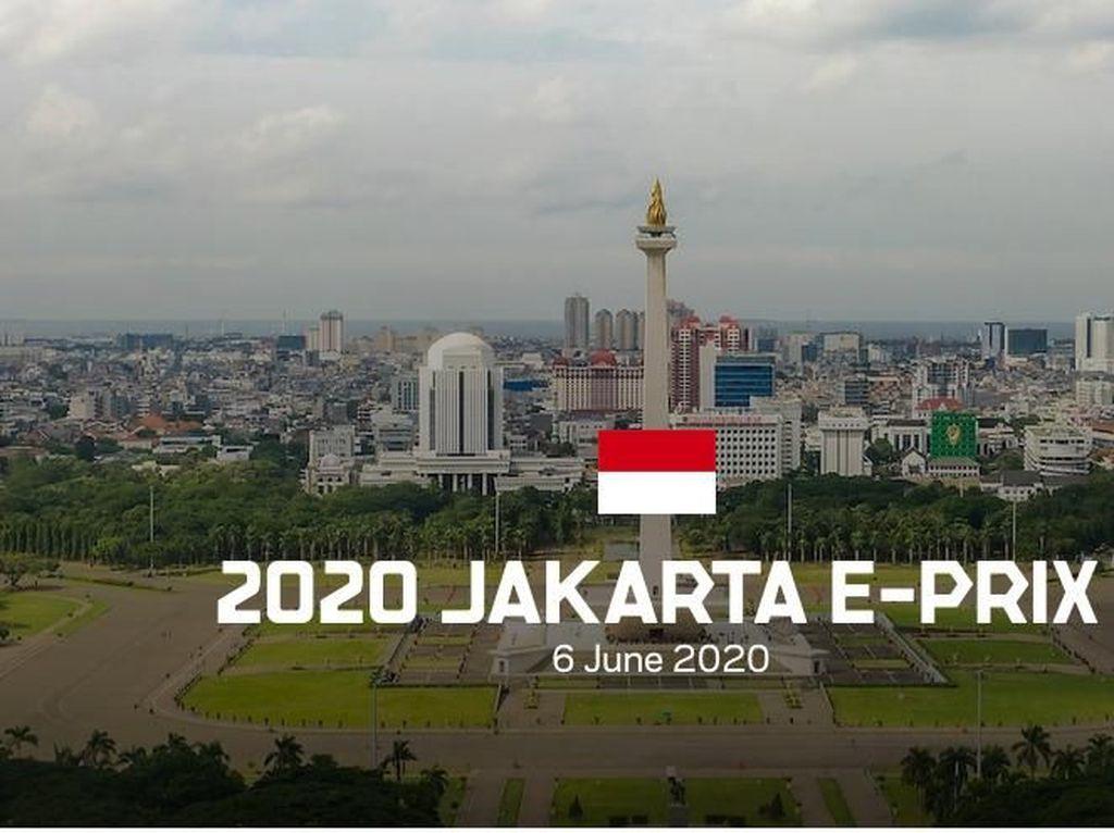 Digelar di Jakarta, Formula E Tanpa Diramaikan Pebalap Indonesia