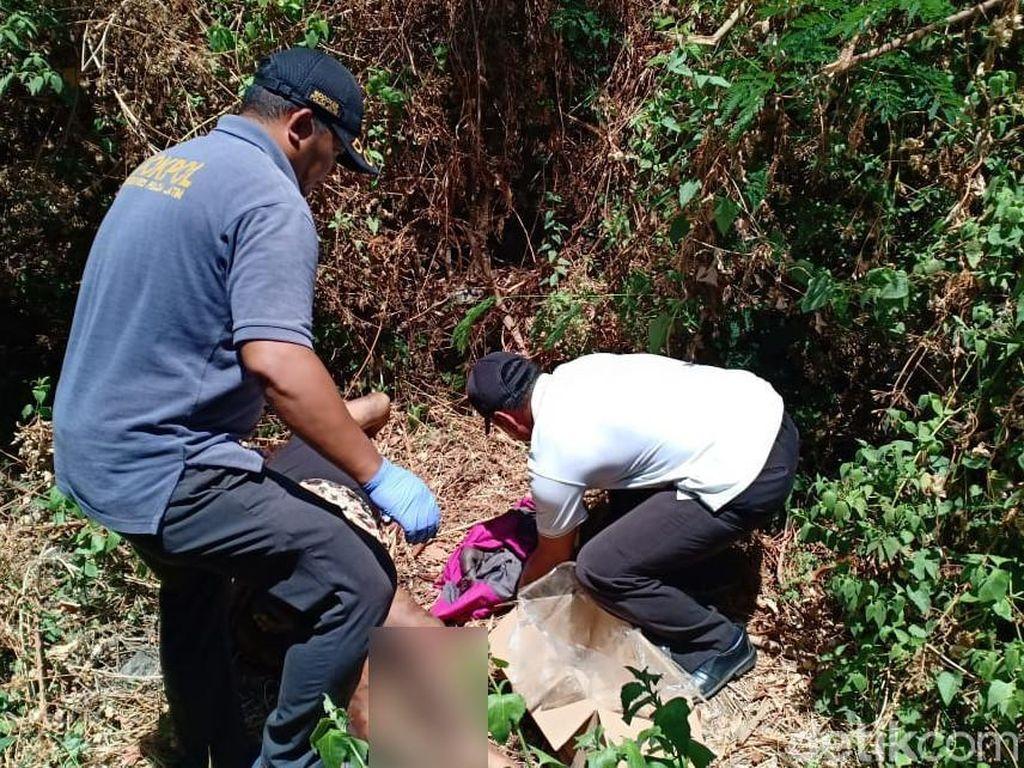 Mayat Ibu dan Bayinya Ditemukan di Lahan Kosong, Diduga Usai Melahirkan