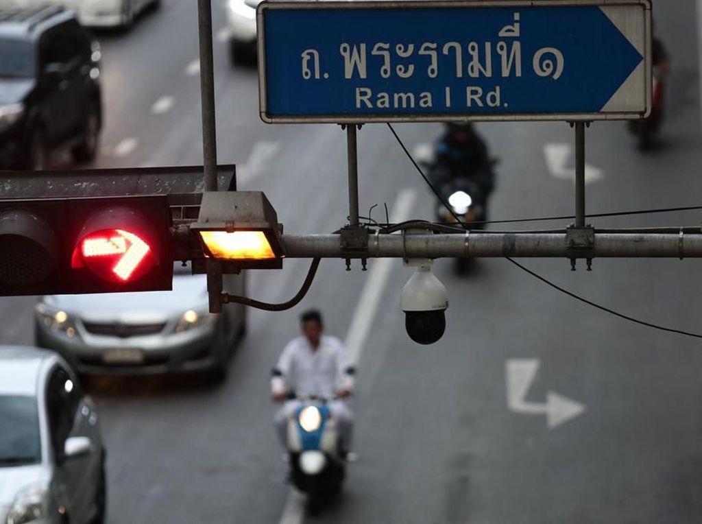 Thailand Setop Jualan Mobil Bensin-Diesel 2035