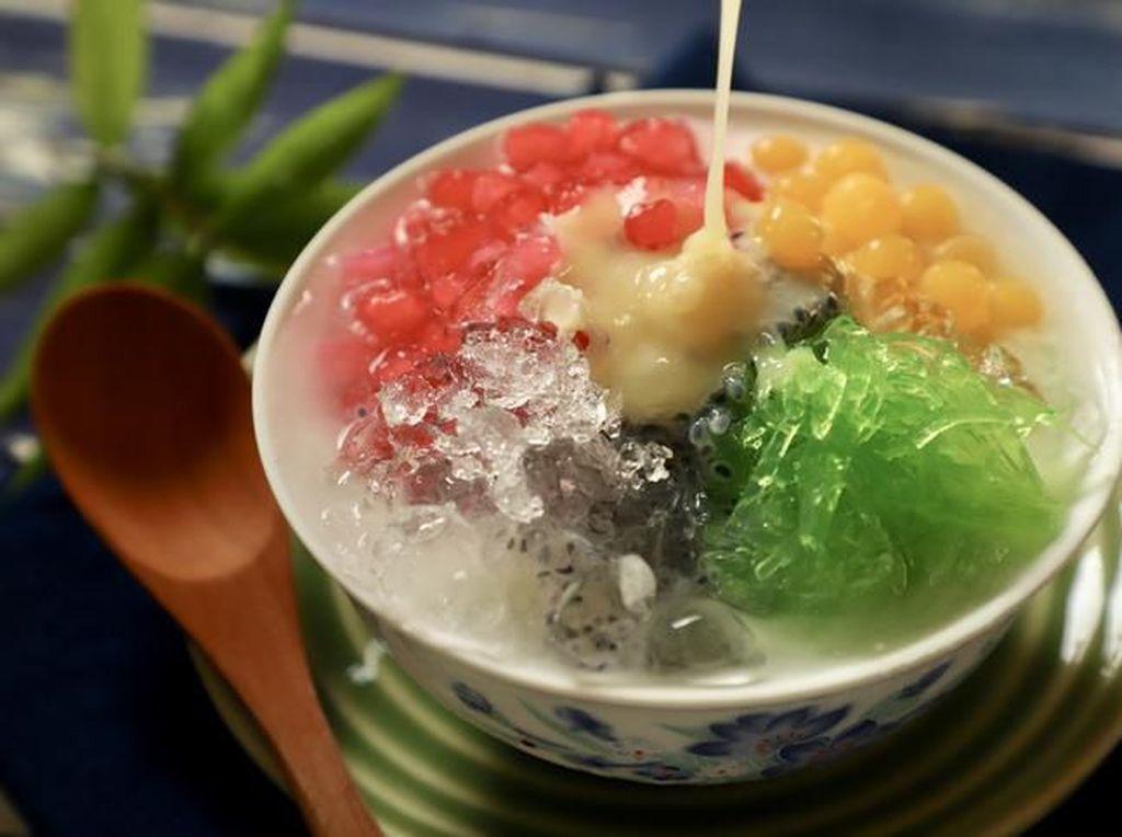 Resep Es Buah Sederhana yang Murah Dibuat di Rumah
