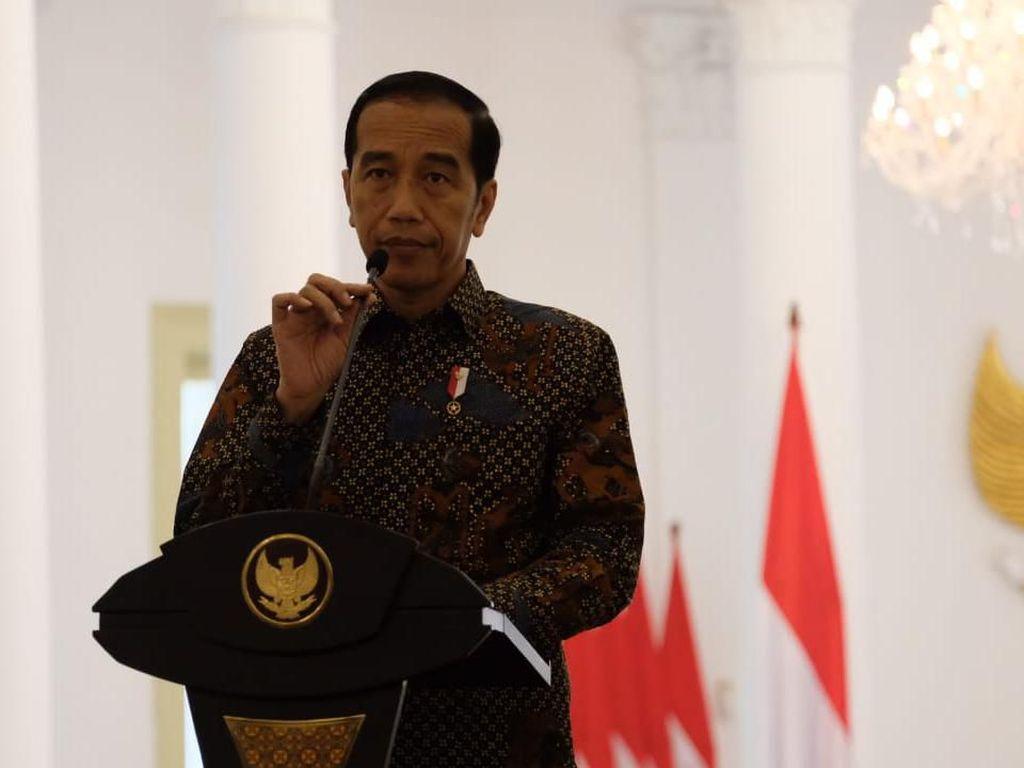 Beda Sikap Jokowi soal RUU KUHP Vs RUU KPK yang Sama-sama Ramai Ditolak