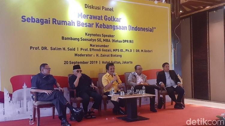 Suara Golkar Dinilai Turun Karena Tak Punya Tokoh Besar Seperti Jokowi