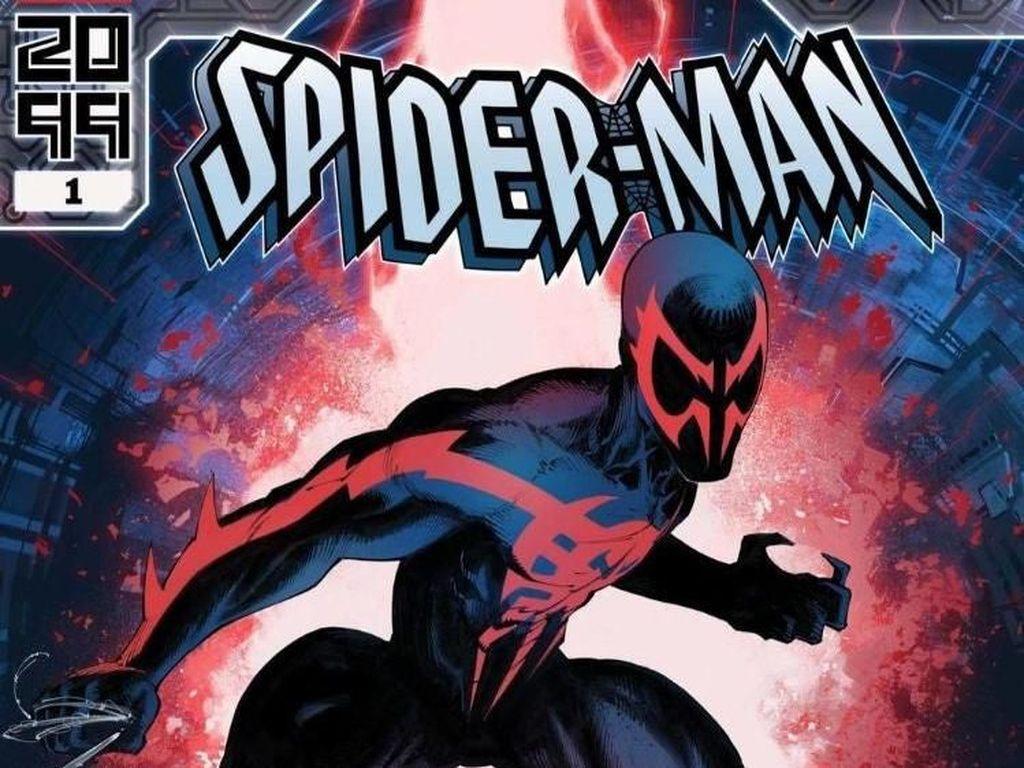 Marvel Umumkan Seri Terbaru Spider-Man: Noir