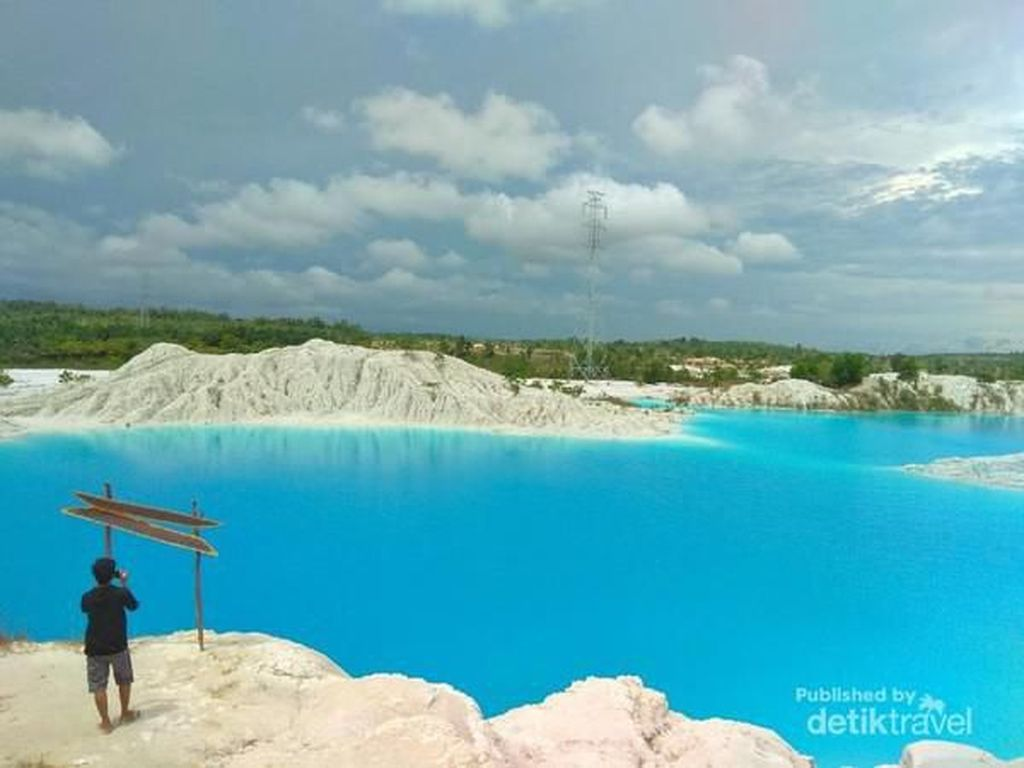 Kamu Pasti Setuju, Ini Salah Satu Danau Tercantik di Indonesia