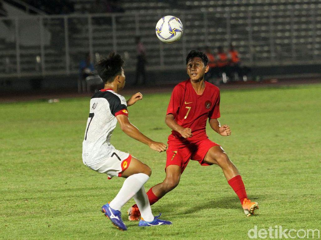 Garuda Muda Cukur Brunei Delapan Gol Tanpa Balas